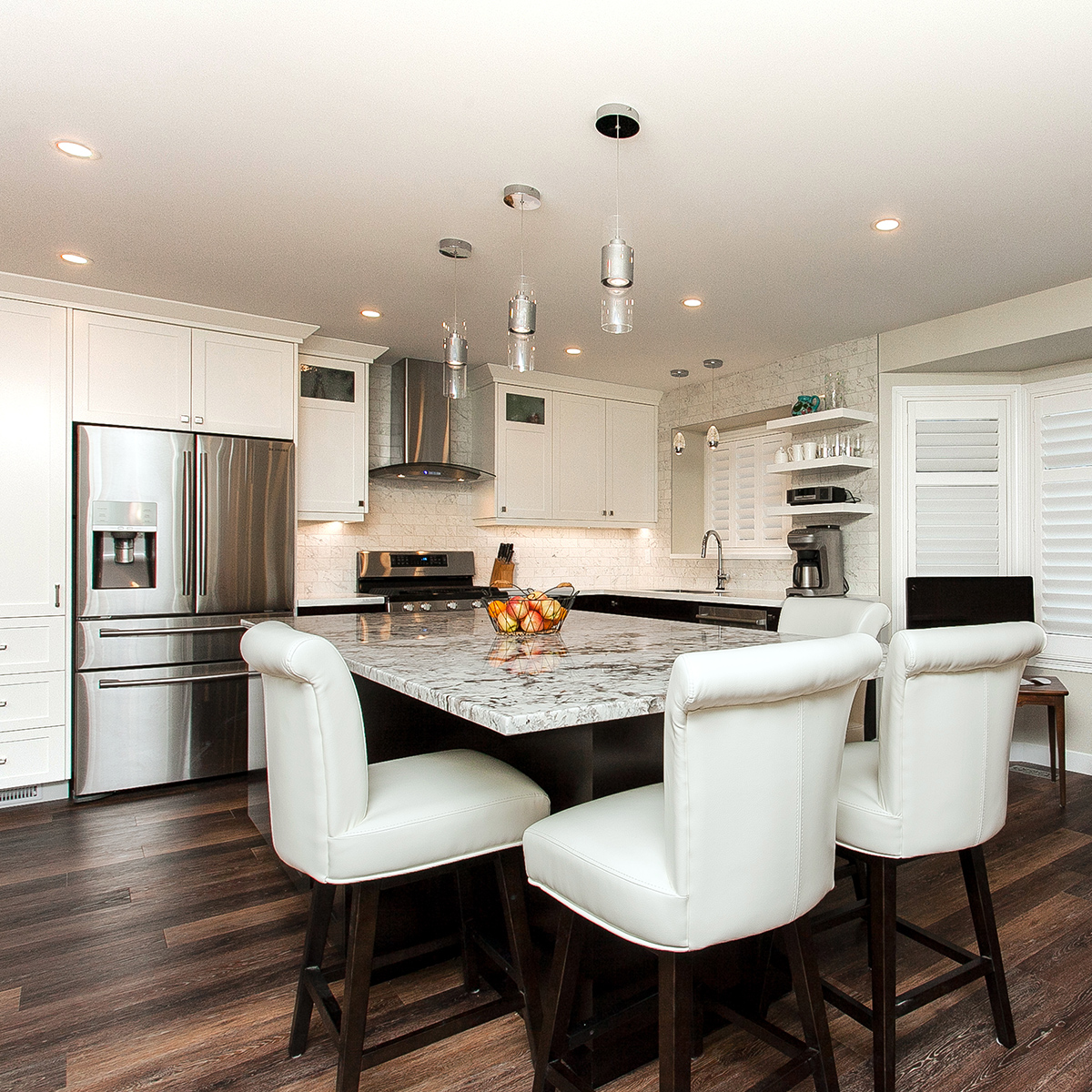 Kitchen after image by Jostar Interiors