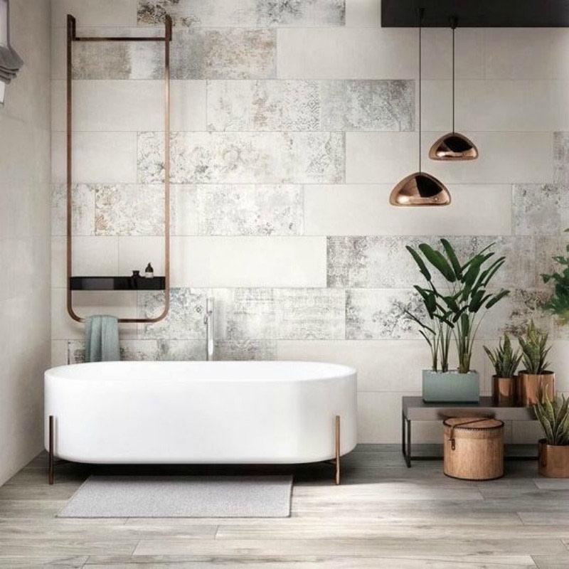 Modern 2017 Bathroom