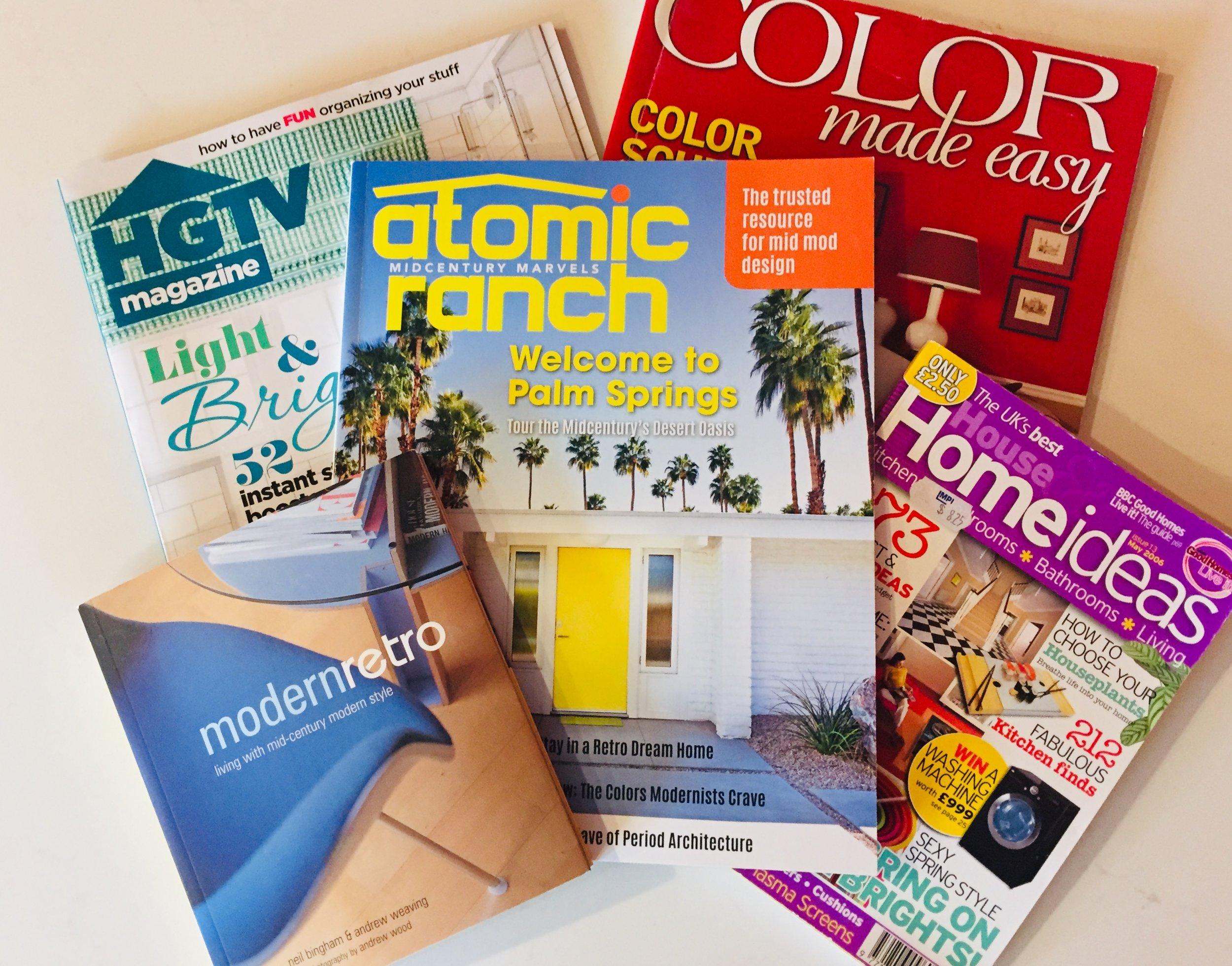 Inspiration Magazines