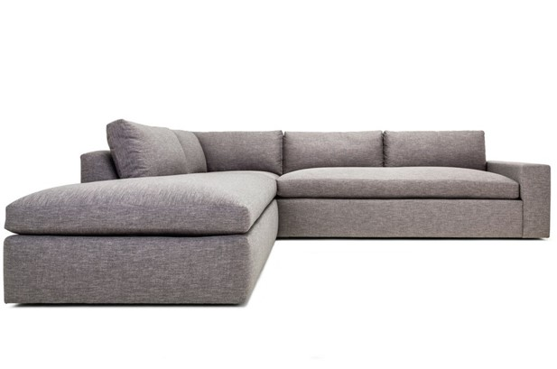 So much seating with a sectional