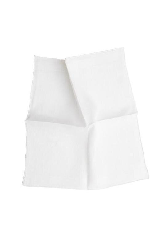 Pocket Squares - A pocket square is another good opportunity to differentiate the groom from his groomsmen, and to add a little interest to your look. A white linen pocket square is a fail-safe, but feel free to branch out a little more if your outfit and personality allows.