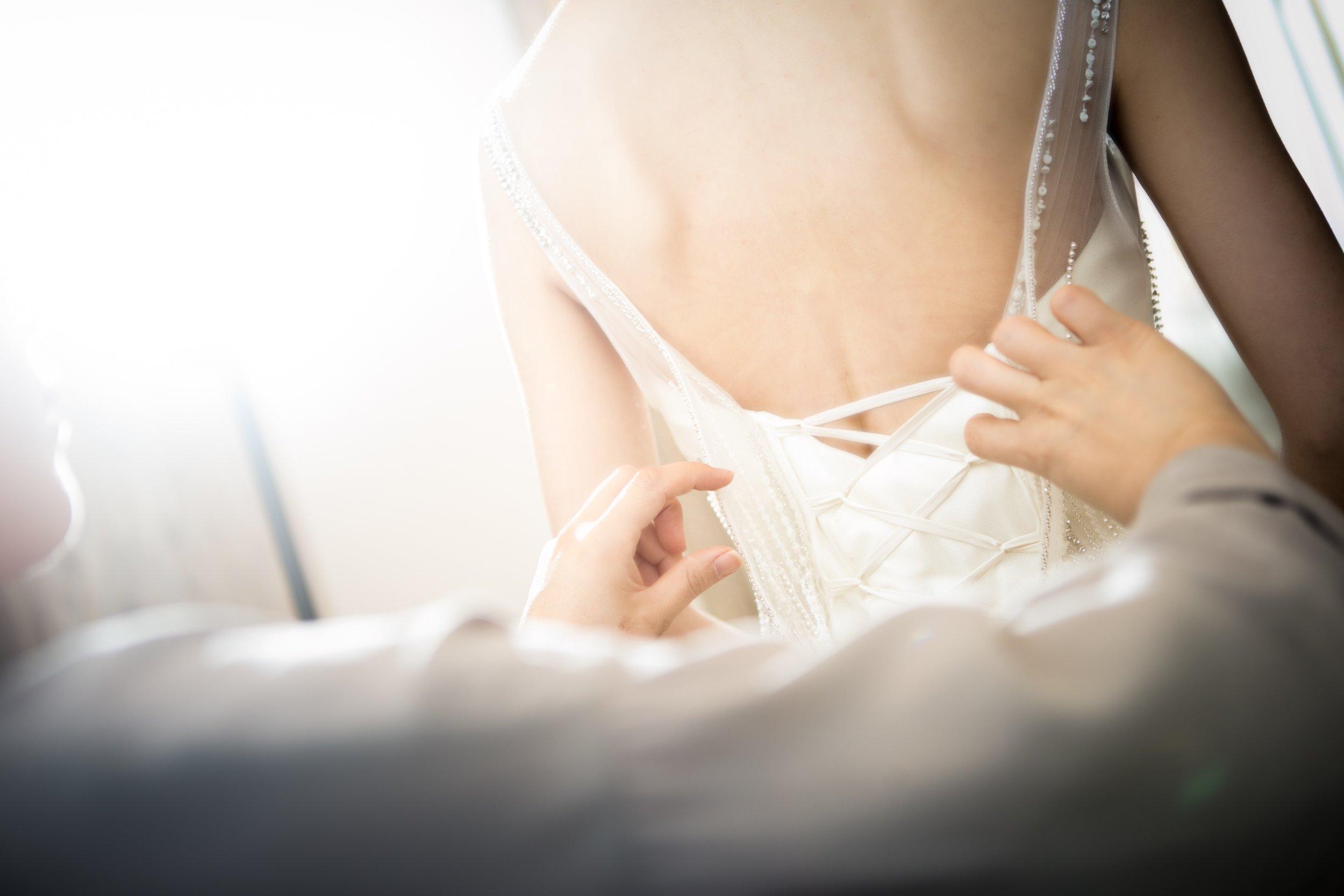 - BRIDAL ALTERATIONS
