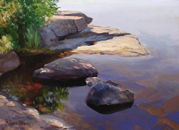Paintings of Water -