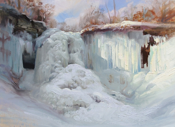Paintings of Snow -