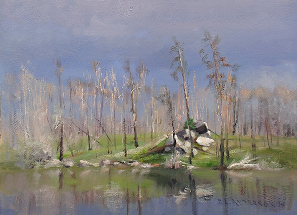 Paintings of Trees -