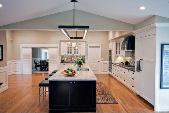Custom Lighting Design for Kitchen Remodel