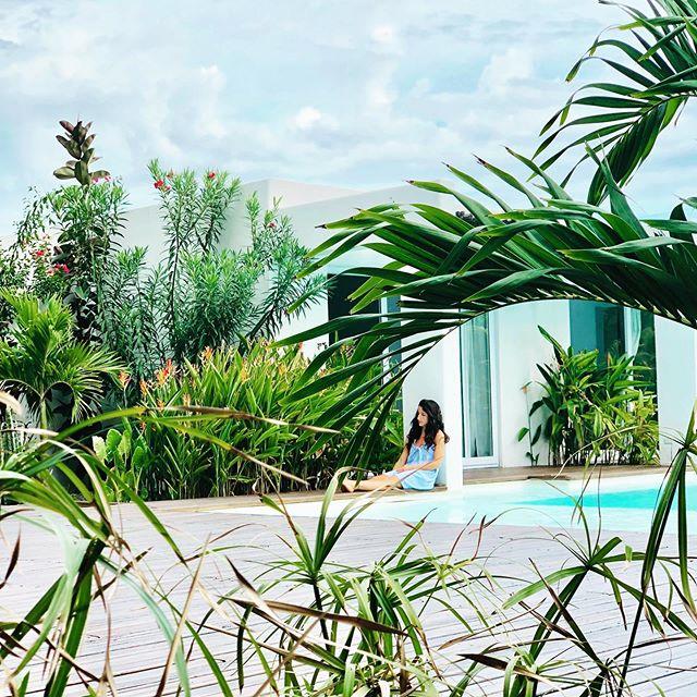 Sitting, Waiting, Wishing 🎧 * * #swell #swellhotel #elparedon #boutiquehotel #lush #vacation #travel #voyage #wanderlust #laidback #design #bohochic #bohostyle #barefoot #travel #surf #sea #sun #sombrero #garden #pool #guatemala #swellguatemala #centralamerica #surfguatemala #architecture #archdaily #guatemala #centralamerica