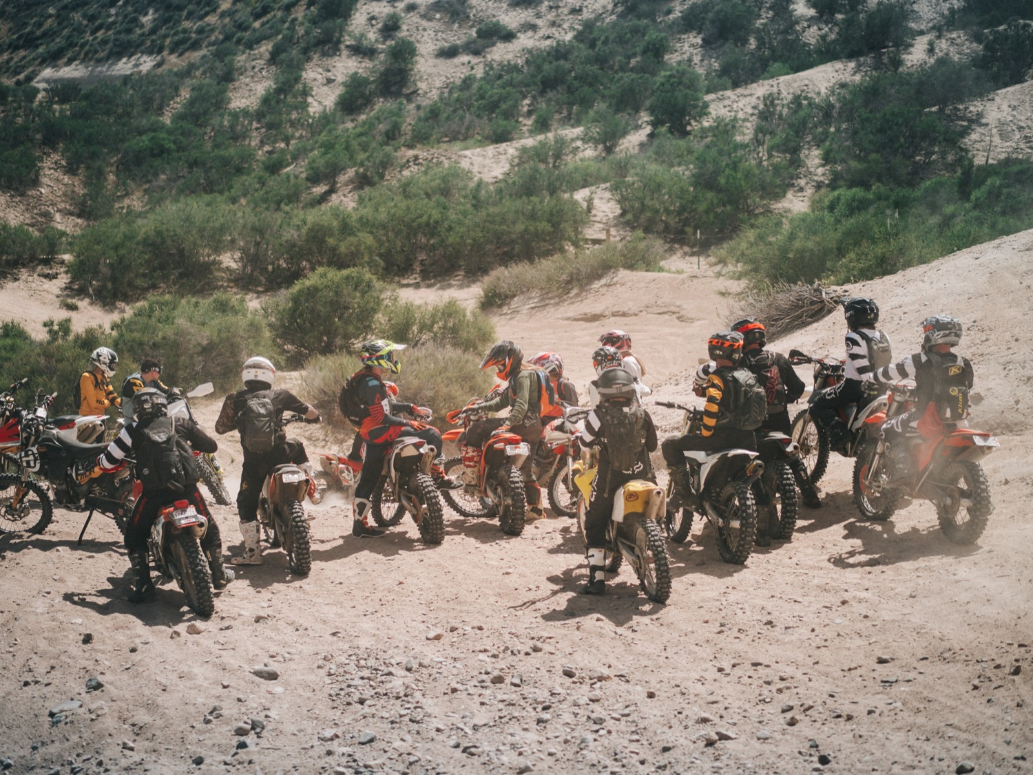 Photo by the WLF Enduro crew.