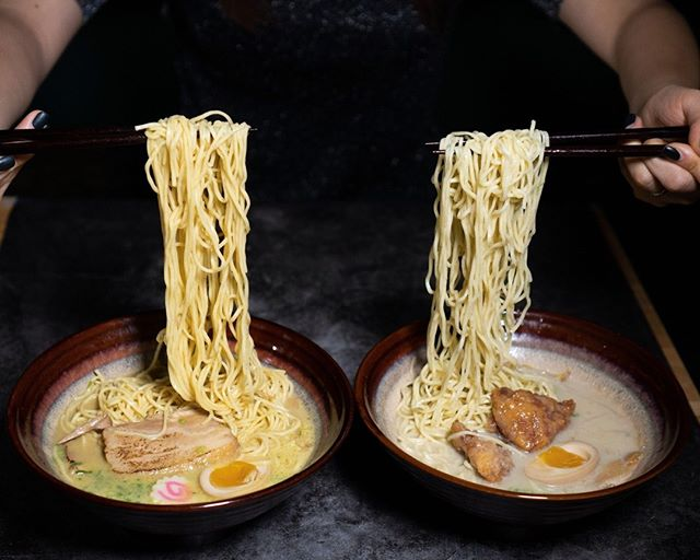 The end of the week is almost here, celebrate with ramen and drinks at Shinya!