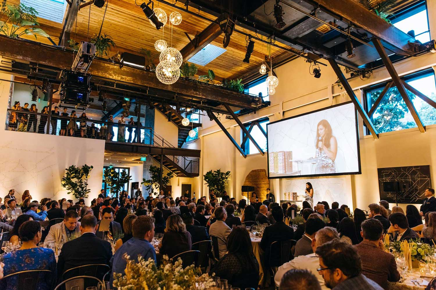 Corporate events venue at the Peal San Francisco