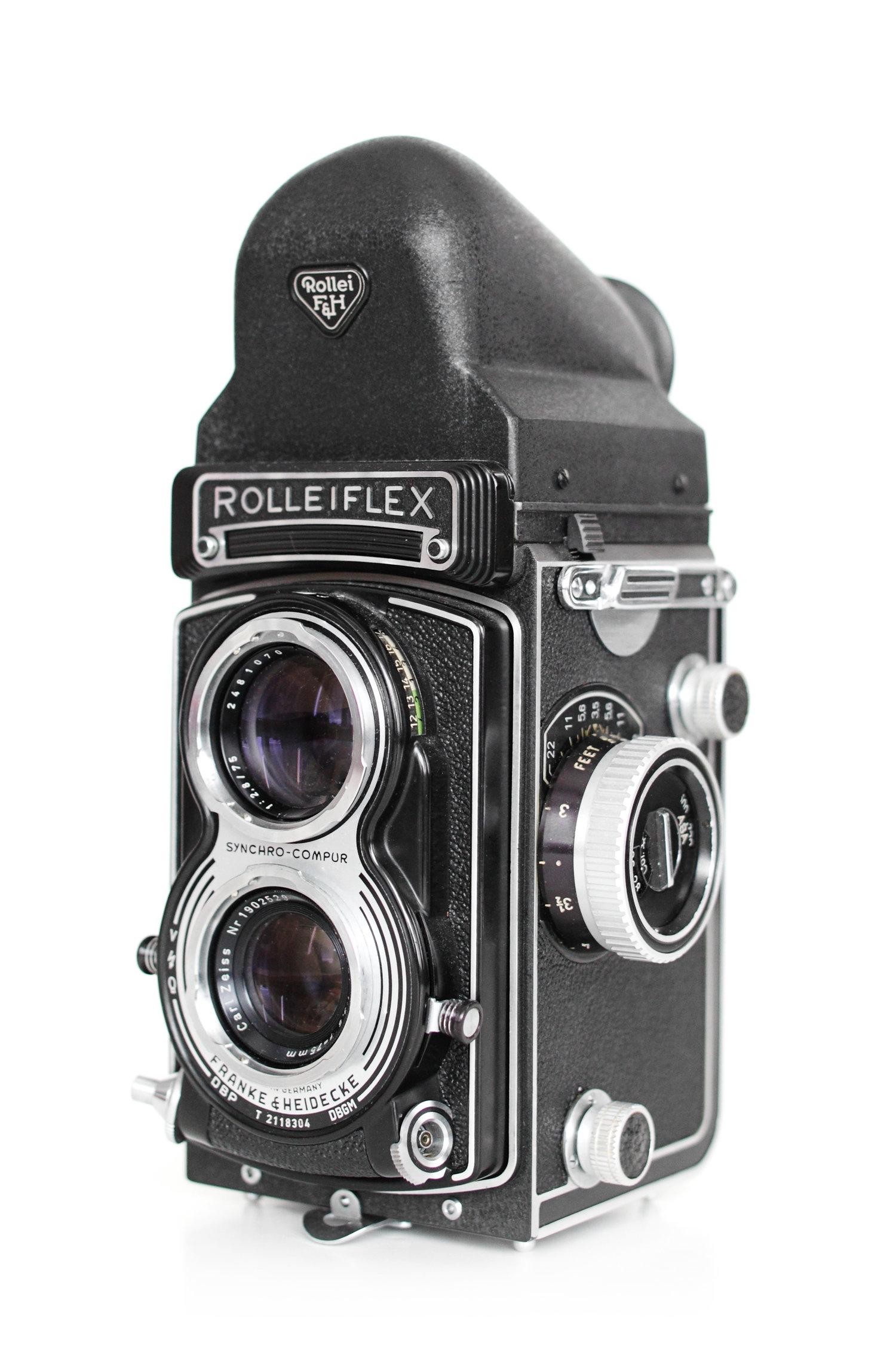 Rolleiflex 3.5 T