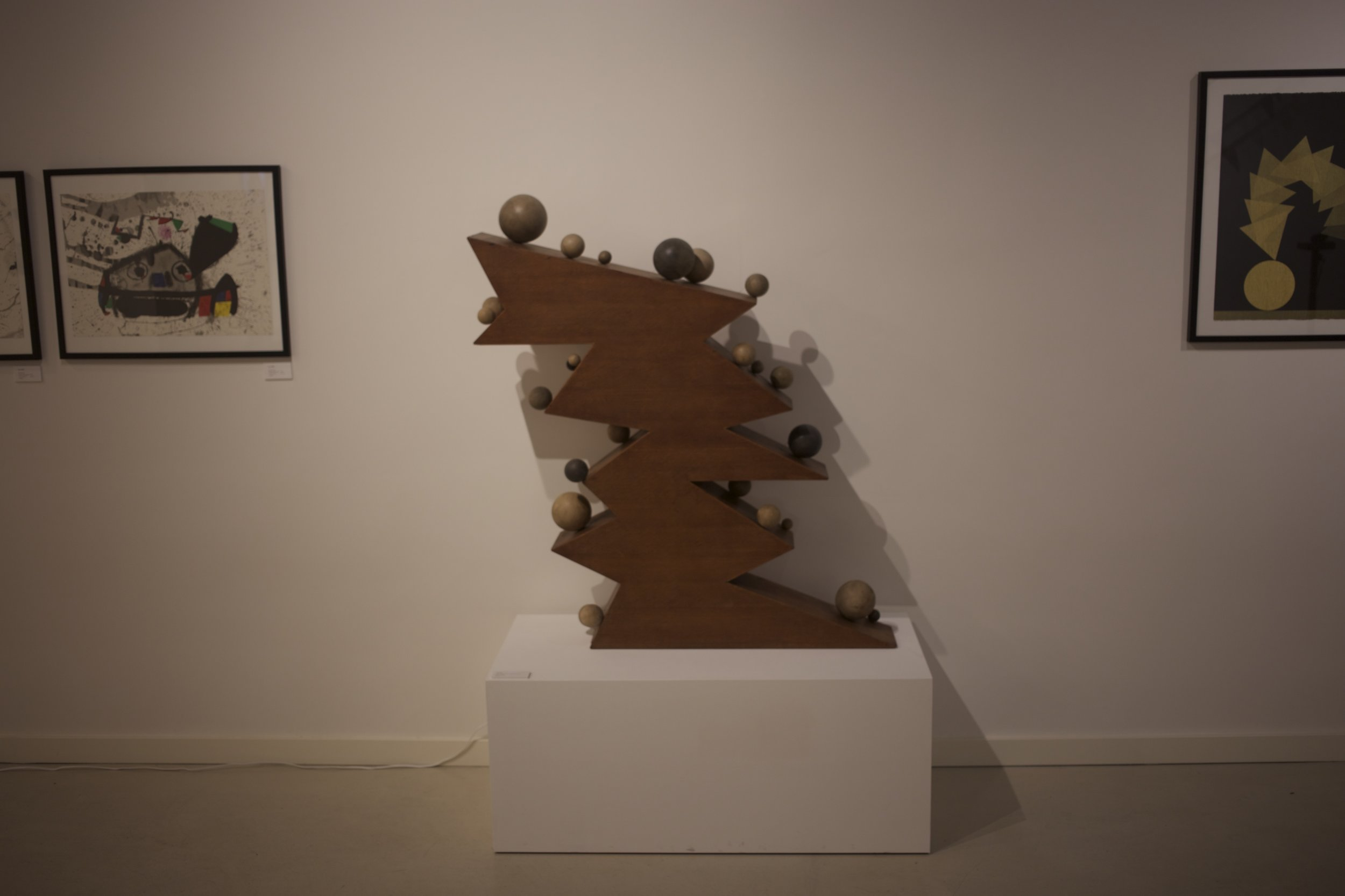 Art in Motion - Installation View