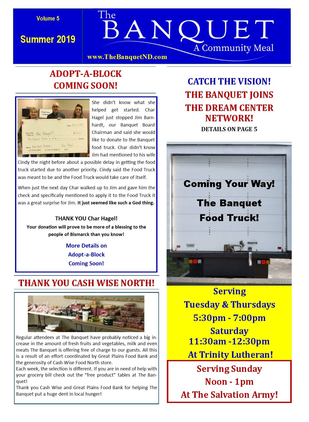 Banquet Newsletter COVER-May 4, 2019- .jpg