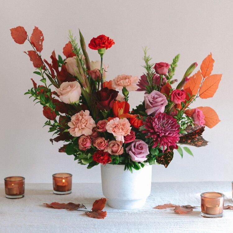 Rosehill floral arrangement