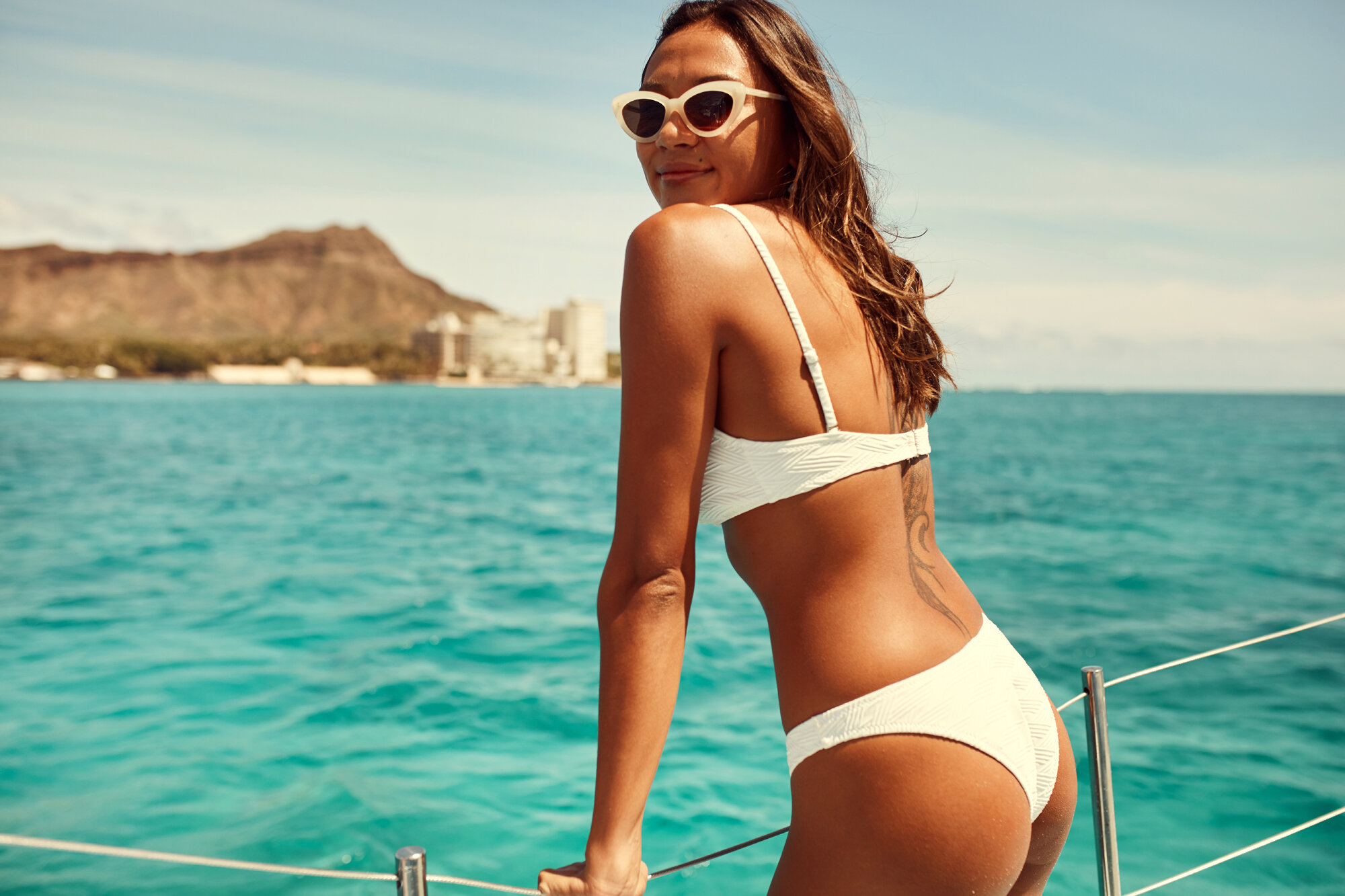 Maldives Trilette Top and Beacht Pant White 1.jpg