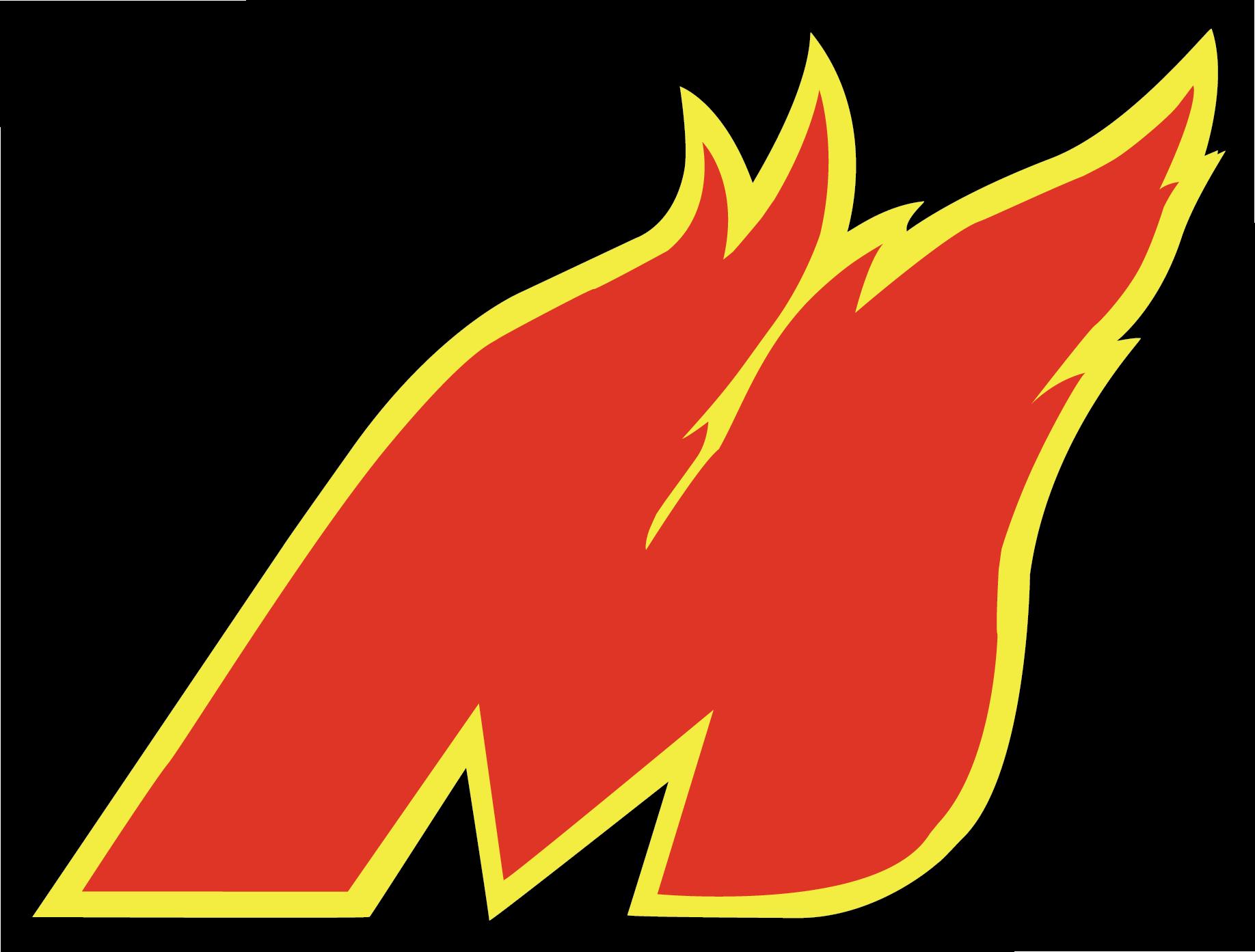 Original MN Flames Logo