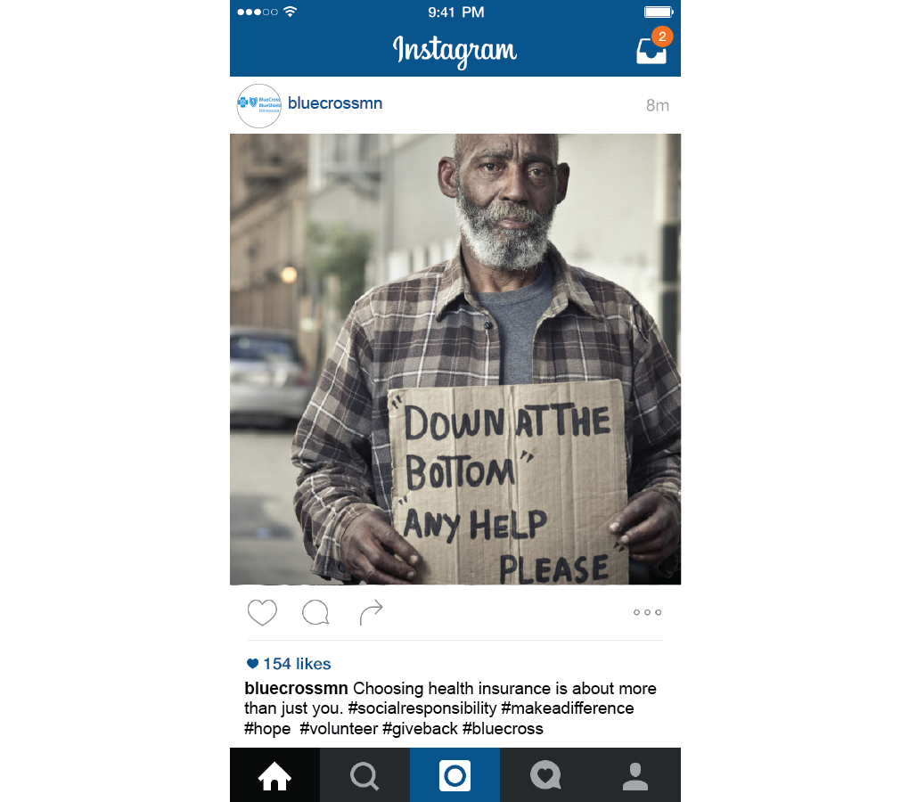Instagram Social Post
