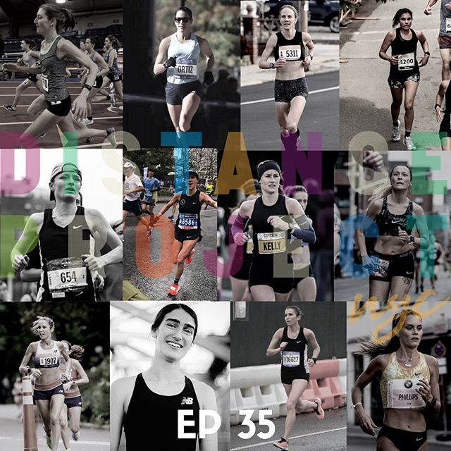 """It's only been a few months, but already Distance Project NYC is making waves in the NYC running world.  This all-female runner's """"collective"""" is made up of some of the best runners this side of the Hudson River.  We are joined by founders Caitlin Phillips, Allison Goldstein, Angela Ortiz, Aisha Qamar and Colleen McGurk to talk about what makes this team so special. @distanceprojectnyc @caitlinphillips @allisonthestein @ortizange @aishaq @cm10003 . . You can download the episode for free on our website or subscribe for free on Spotify, iTunes , I Heart Radio, Podbean and Google Play (link in bio). . . #painisaprocess #personalrecordpodcast #personalrecord #running #brooklynrunner #instarunners #runnerspace #runnersworld #runnerscommunity #podcasts #runnerslife #runhappy #beatyesterday #igrunners #nyrr #halfmarathon #nycrunning #extremerunnerslife #runshots #runitfast #runplanet #triathlon #ironman #endurancesports #nyc #podcast"""