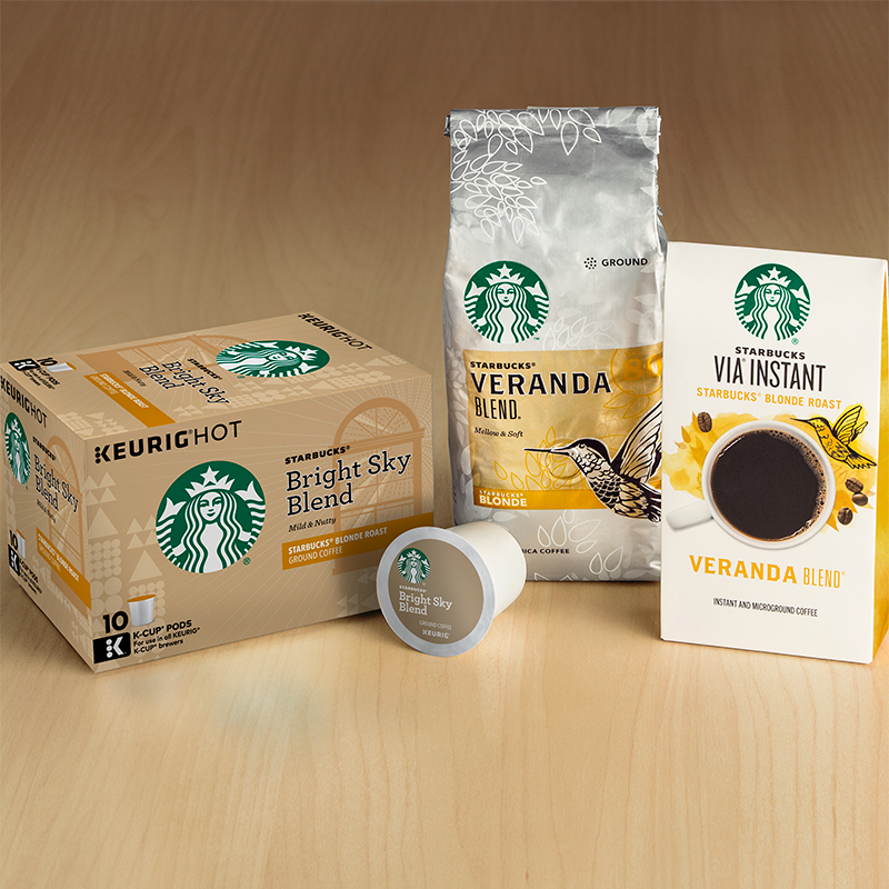 Brand Strategy 101: Starbucks uses brand and line extension brand growth strategies.