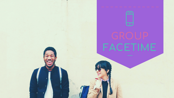 Group Facetime is finally here!