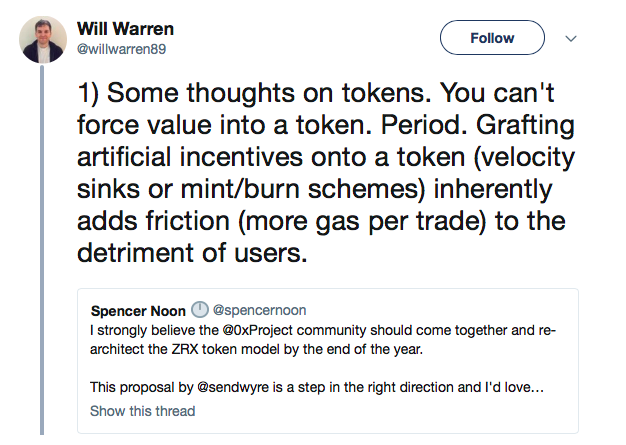 Don't even try creating artificial value where none exists.