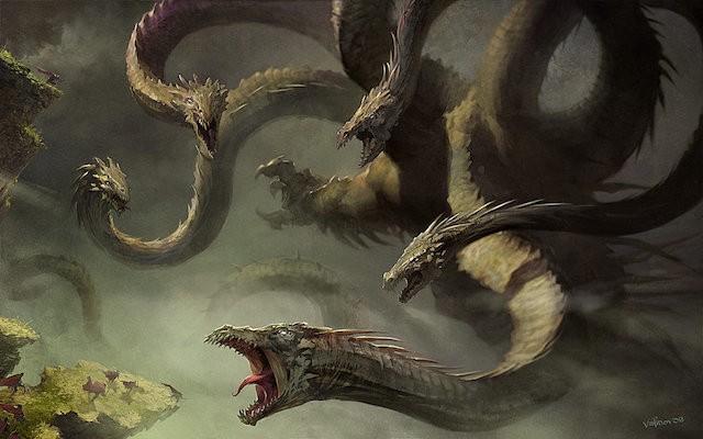 A Hydra is anti-fragile.