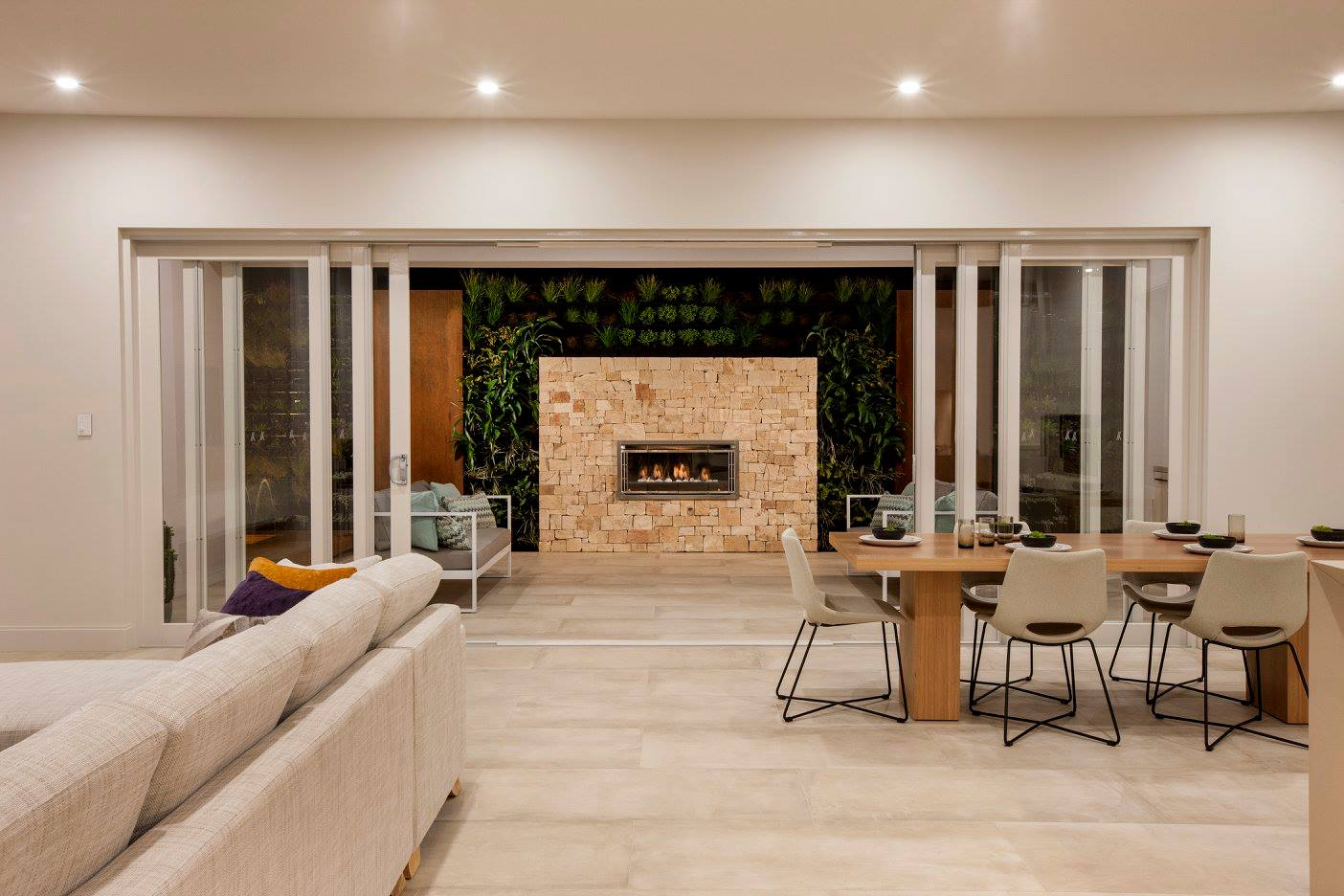 Project by Lares Homes featuring our Acustico Collection.