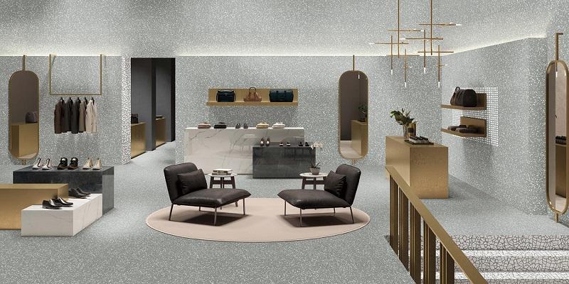 Tile Flooring Trend Terrazzo