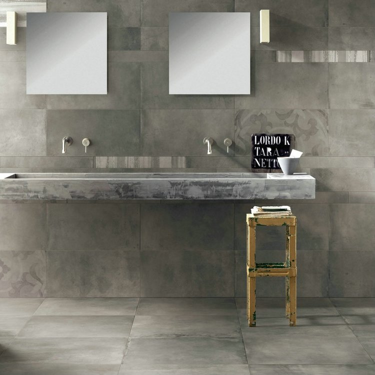 Tile Flooring Trend Matte FInish