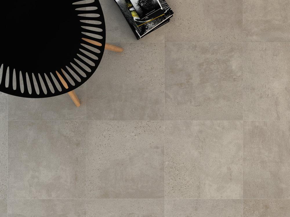 Tile Flooring Trend Matte FInish Italia Ceramics