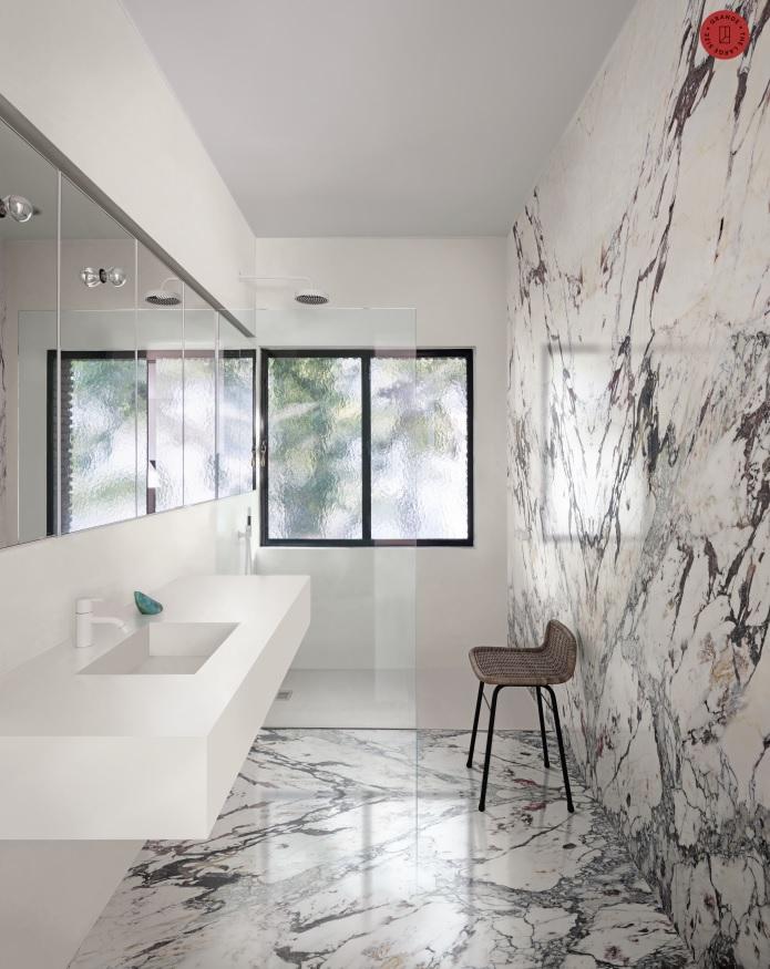 Tile Flooring Trend Large Format Marazzi