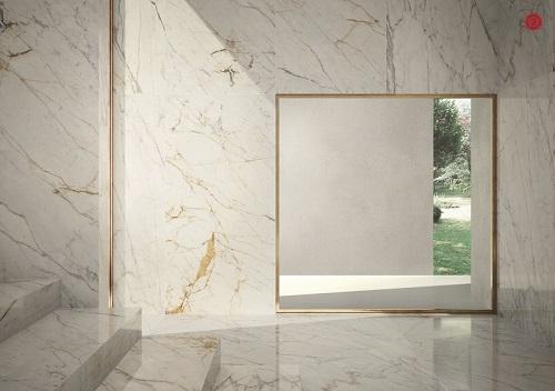 Tile Flooring Trend Large Format Marazzi Italia Ceramics