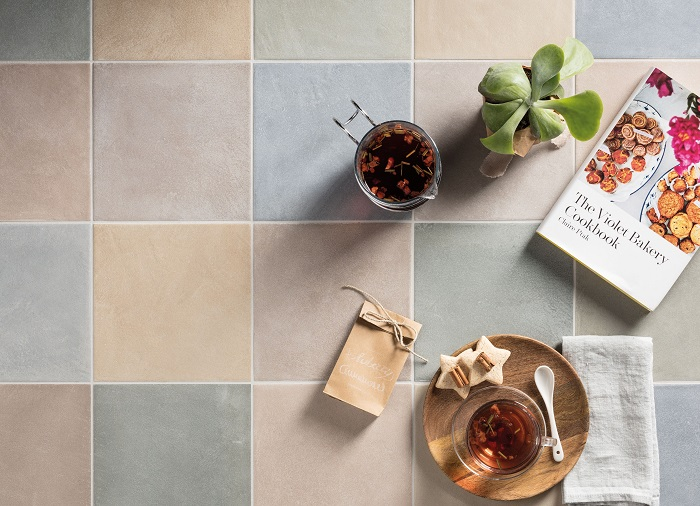 Tile Flooring Trend Small Format