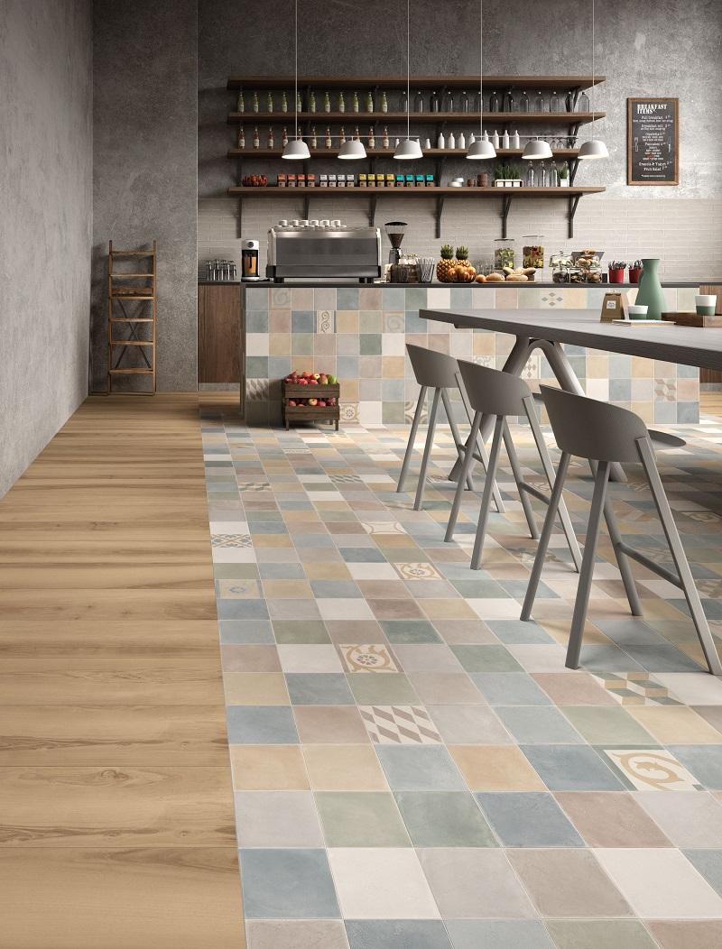 Tile Flooring Trend Small Format Italia Ceramics