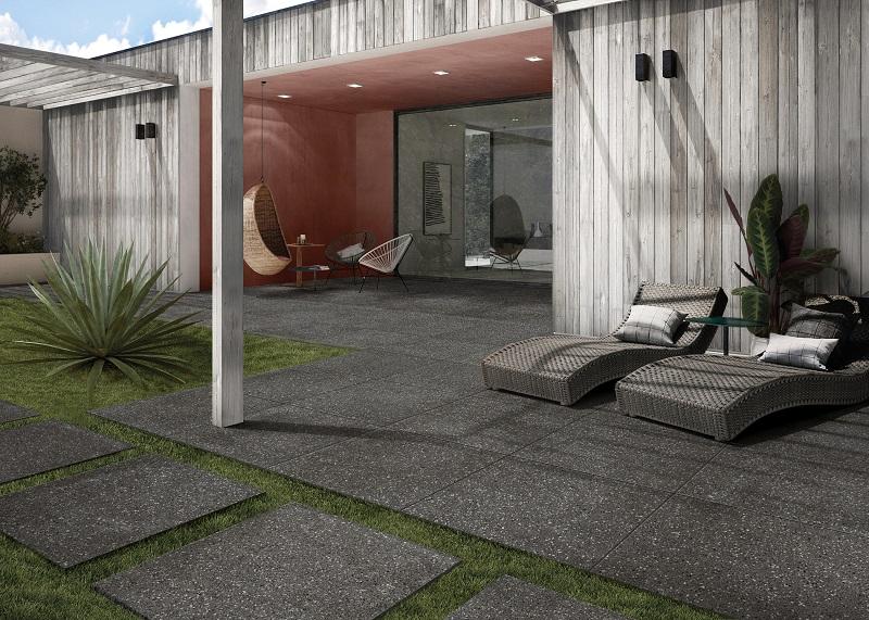 Tile Flooring Trend Outdoor Porcelain Pavers