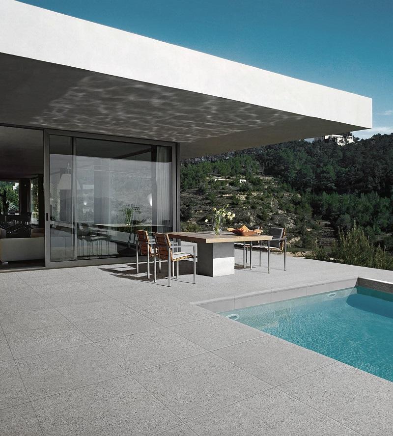 Tile Flooring Trend Porcelain Pavers
