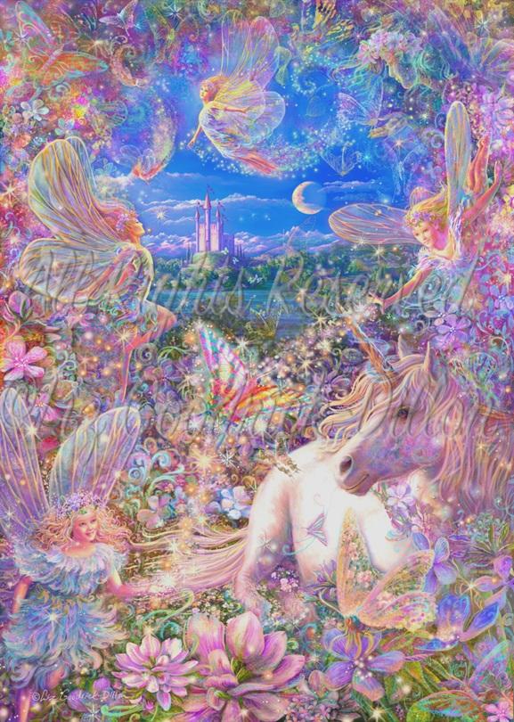 Fairies & Butterflies