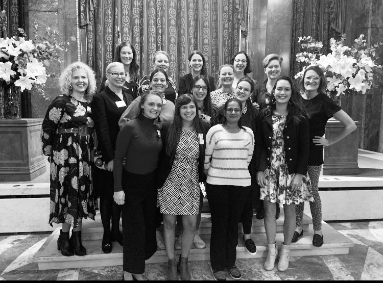 Australia House, London with the Australian Female Founders - 12th June 2019