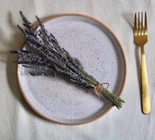 Somehow, lavender makes everything feel 100X more special ❤️