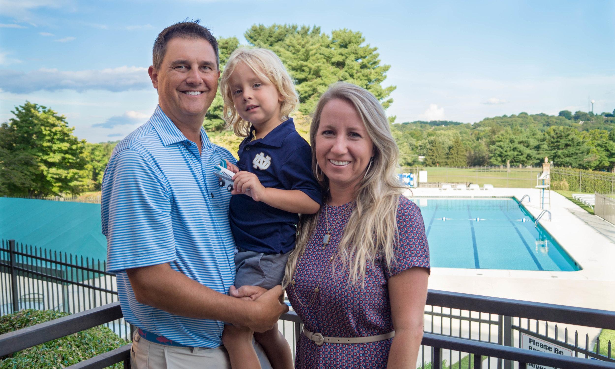 The Carroll Family -