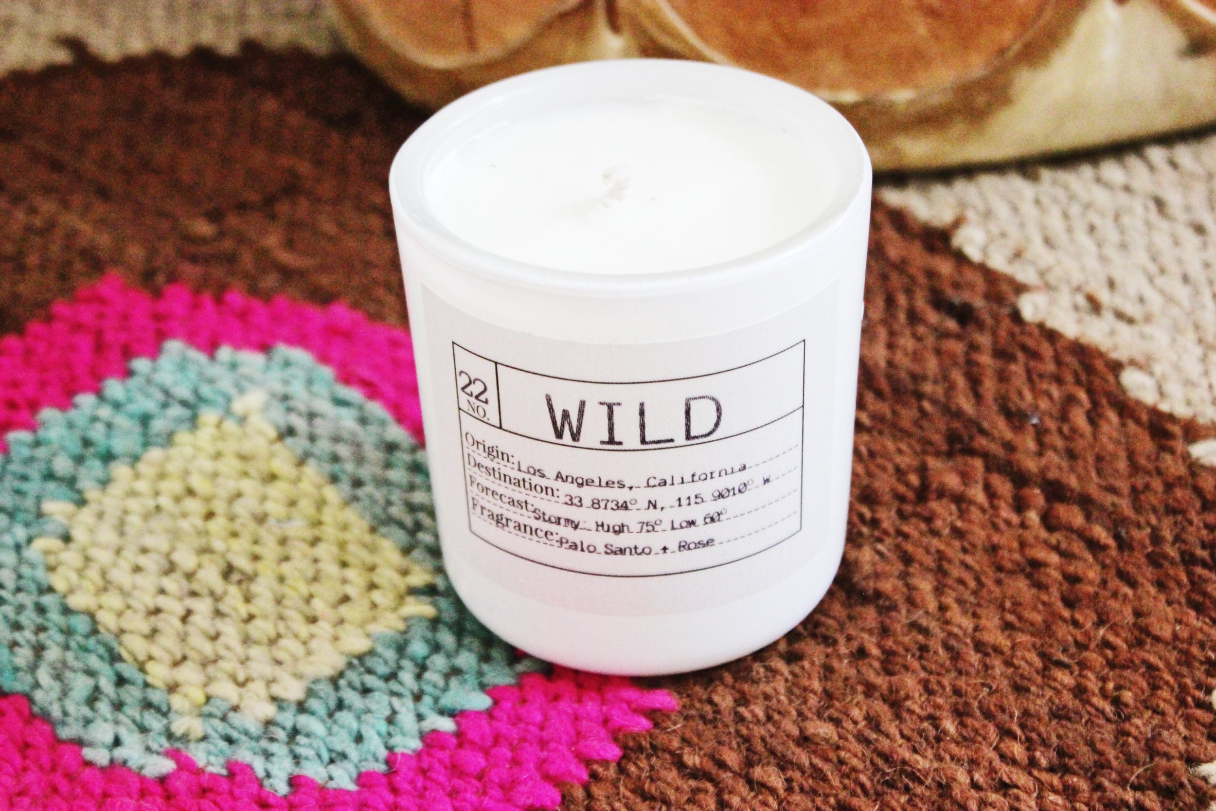 Our favorite candle ... Find it here !