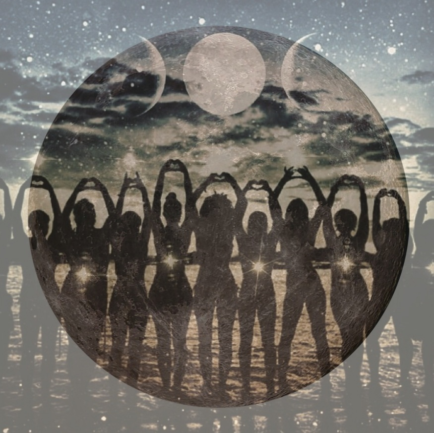 WILD WMN FULL MOON DAY RETREAT - APRIL 20th