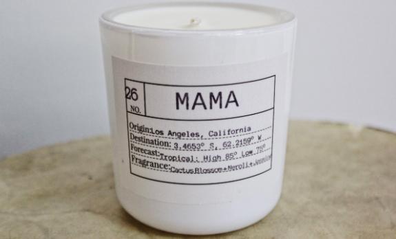 MAMA CANDLE