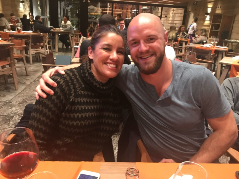 Carla & Brock - Lima