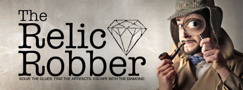 The Relic Robber Escape Game at Black Key Escape Rooms in Lancaster County, PA