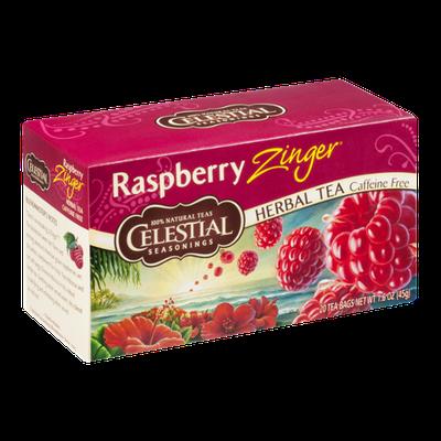 Raspberry Zinger Tea