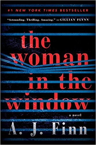 the woman in the window - novel by A.J. Finn