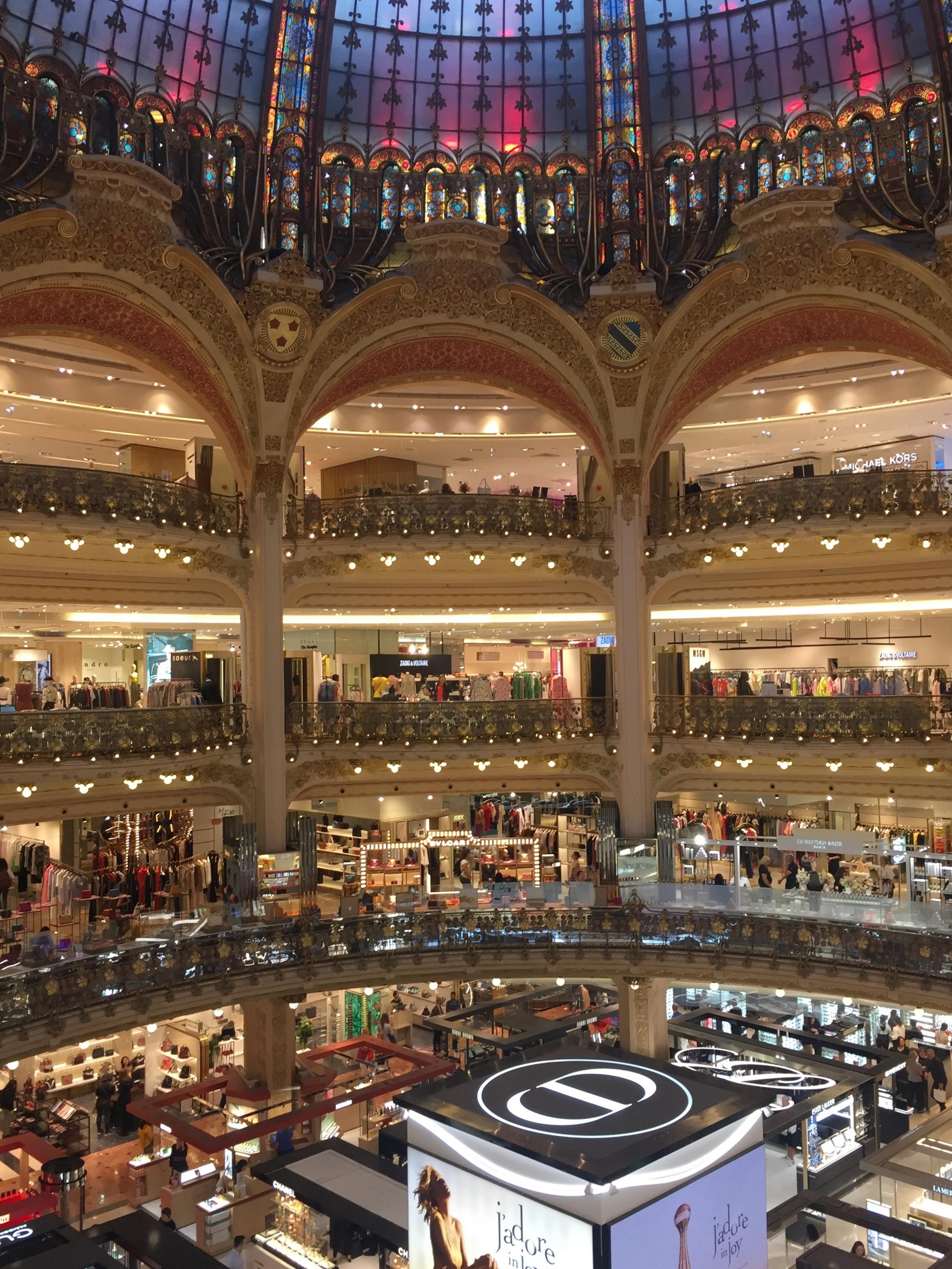 Traveling Paris France