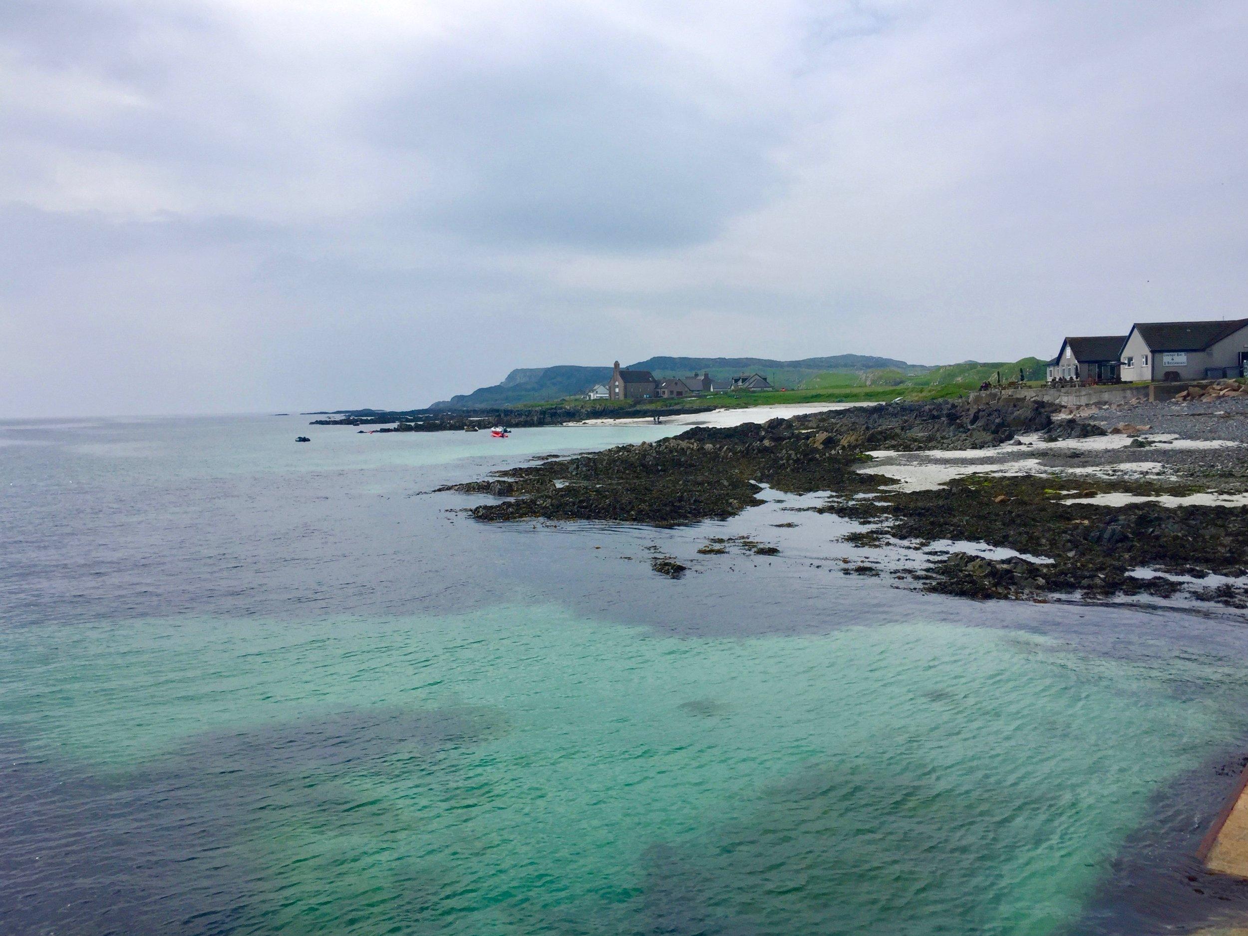 Isle of Iona - Scotland