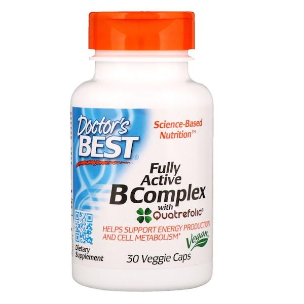 Doctor's Best Vitamins